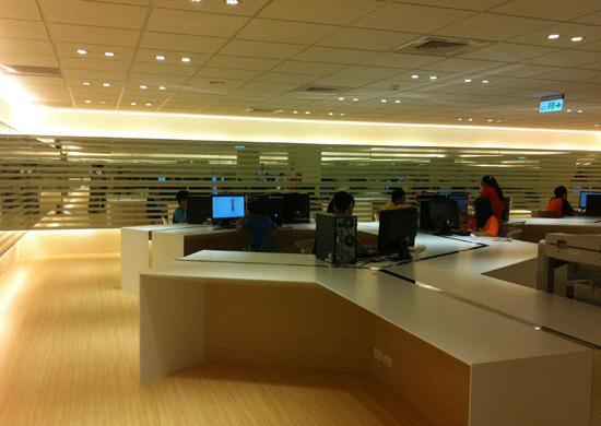 新店青少年主題圖書館